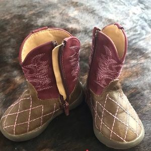 Roper toddler boots